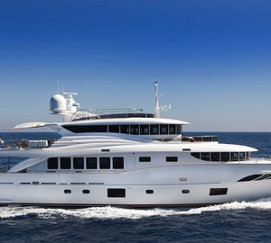Filippetti Yacht to present new fleet of Luxury Yachts aboard Superyacht GATSBY at Cannes Yachting Festival