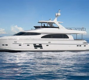 Official debut for Horizon E78 Yacht at 2015 Newport International Boat Show