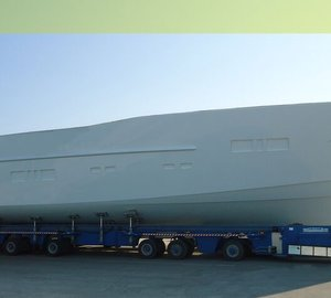 Eco-friendly Arcadia 100 Yacht Hull #1 to be completed by June 2016