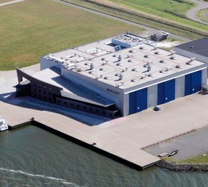 Acico Yachts announce acquisition of Jongert shipyard