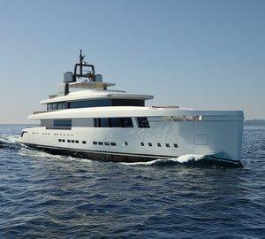 MYS 2015: Mondomarine reveals M50 Motor Yacht ARIA project