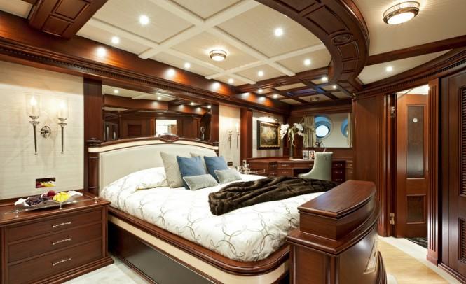 MIKHAIL S. VORONTSOV Yacht - Cabin