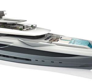 New Mangusta Oceano 55 and Mangusta GranSport 48 Yacht Projects unveiled by The Overmarine Group at MYS
