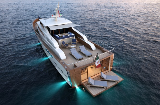 Kitalpha 22 And Akhir 42 Yachts Two New Luxury Yacht