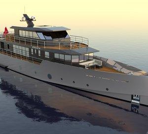 37m Motor Yacht GREEN by Mural Yachts Amongst 2016 IY&A Award Finalists