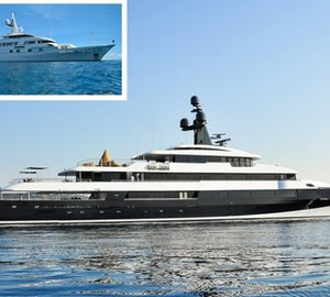 Compositeworks completes major transformation of 69m Feadship Mega Yacht FALCON LAIR