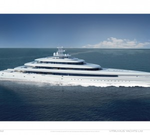 105M Vitruvius Motor Yacht Acquaintance Unveiled By Oceanco At Mys 2015