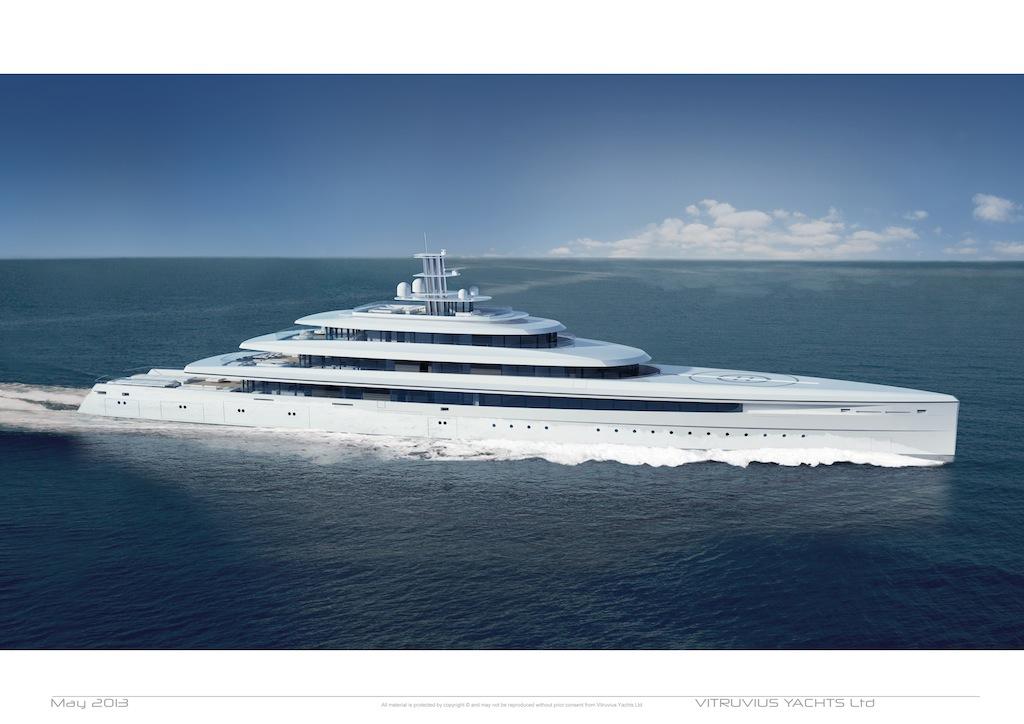 105M Vitruvius Motor Yacht Acquaintance