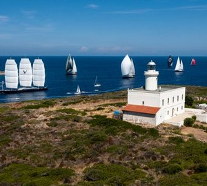 Impressive Fleet of 16 Private Yachts and Charter Yachts by PERINI NAVI to take part in 6th Perini Navi Cup