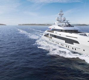 Superyacht NOVA and the Sound of Silence unveiled by Heesen Yachts at MYS 2015