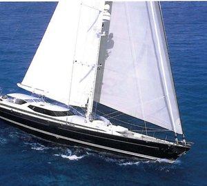 Audio Visual Upgrade by Veritais for Luxury Sailing Yacht KOO
