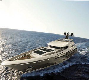Golden A' Design Award for SARP 46M Superyacht by SARP YACHT