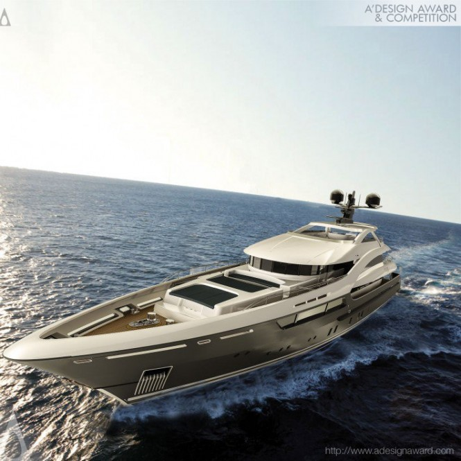 Sarp 46m Superyacht