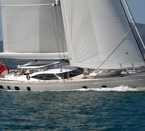 Second Oyster 100 Sailing Superyacht PENELOPE to be showcased at MYS 2015