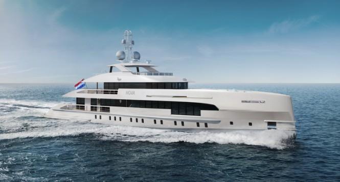 Super yacht NOVA
