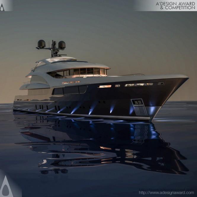 Superyacht Sarp 46m