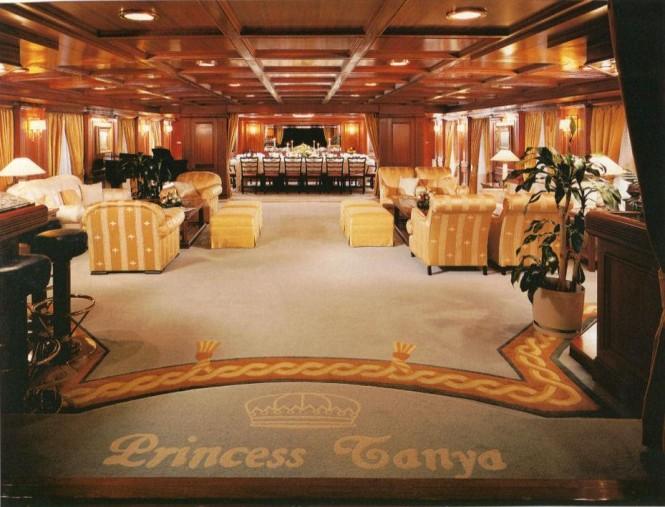 Lady K II Yacht - Interior