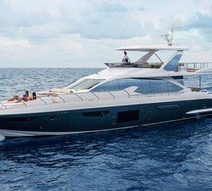 Luxury Motor Yacht AZIMUT 72 FLY