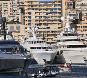 Australia once again impresses superyacht industry at 2015 Monaco Yacht Show
