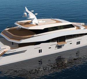 Sunreef Yachts Unveil New 150 Sunreef Power Superyacht Concept