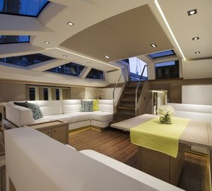 Majestic Oyster 825 Superyacht MAEGAN among IY&A Awards 2016 Finalists