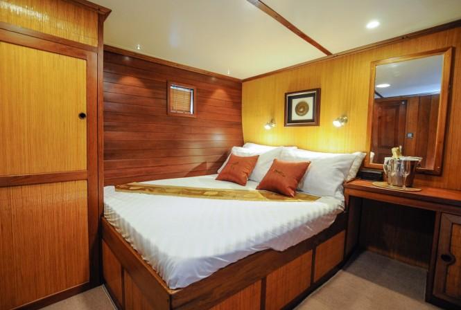 Raja Laut yacht - Double Cabin