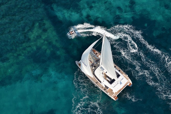 Sunreef 60 LOFT Fineline Yacht