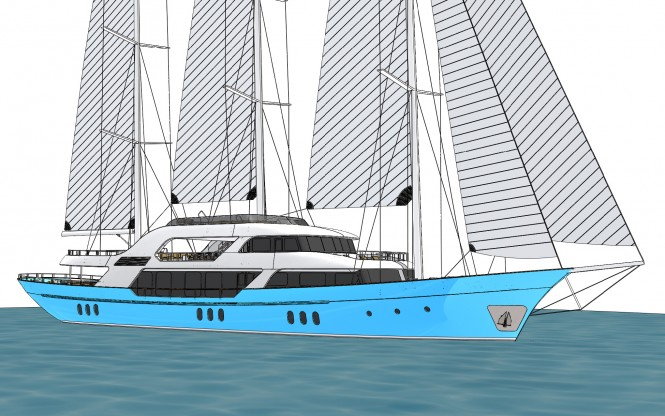 Superyacht Great Nautilus