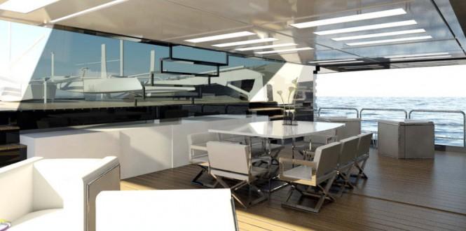 Aboard NEMO Yacht Concept