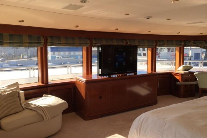 Titania Yacht TV