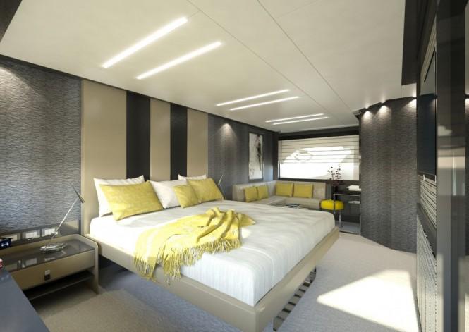 F93 Yacht - Master Cabin