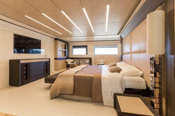 GENESI superyacht - Cabin