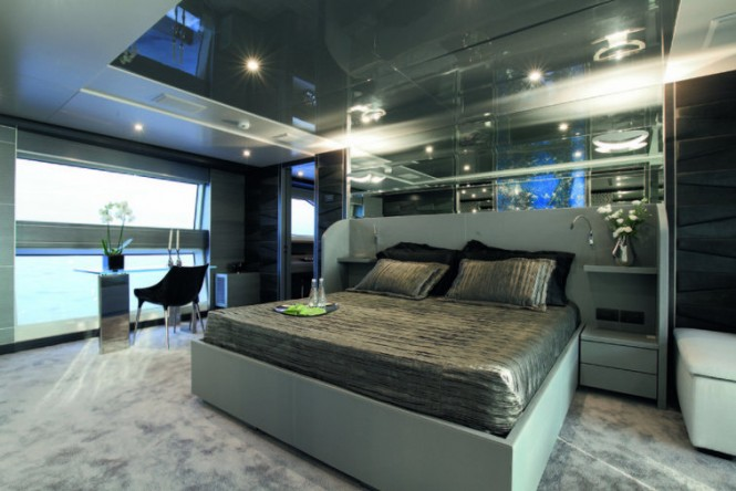 IRON MAN superyacht - Cabin