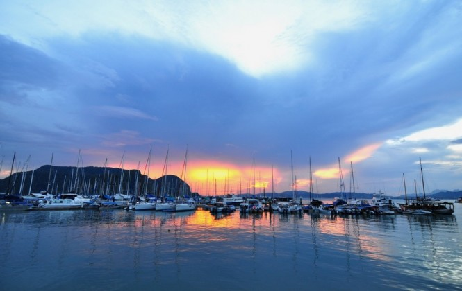 Langkawi in Malaysia - Photo credit to Asia Pacific Superyachts Langkawi