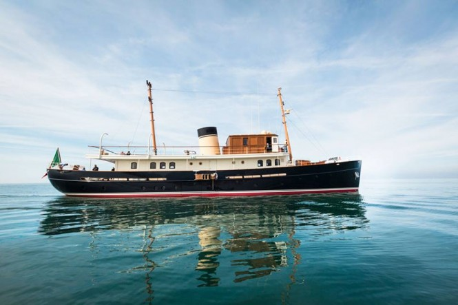 Motor Yacht Taransay (FR029) - Photo credit to Wioletta Kowalska and Rossinavi