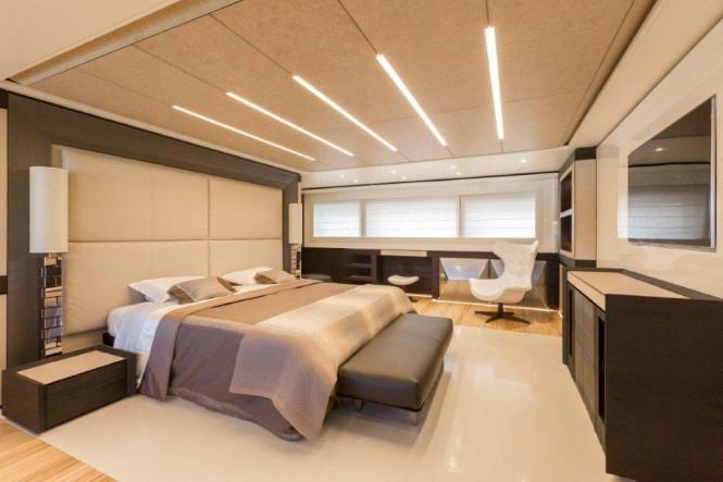 Super Yacht GENESI - Cabin