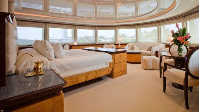 Yacht LADY LOLA -  Master Cabin