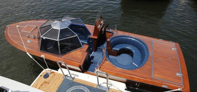 Yacht LADY LOLA - Tender