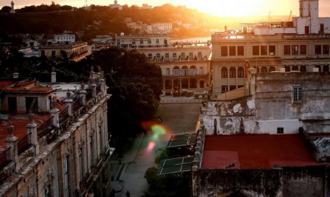 Cuba - Sunset