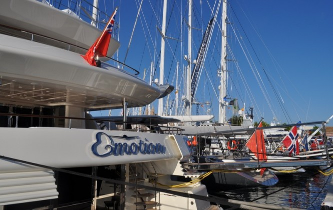 A highly successful Palma Superyacht Show - Image by Peter Franklin
