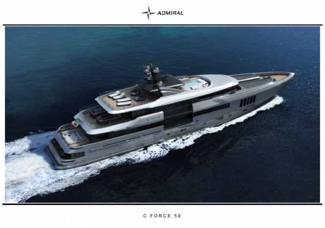 Ouranos Admiral CF50