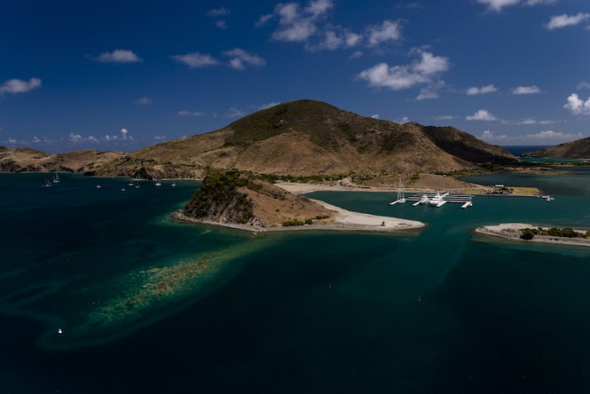 The Marina at Christophe Harbour to host the first ever Caribbean CrewFest - Photo credit to Cory Silken