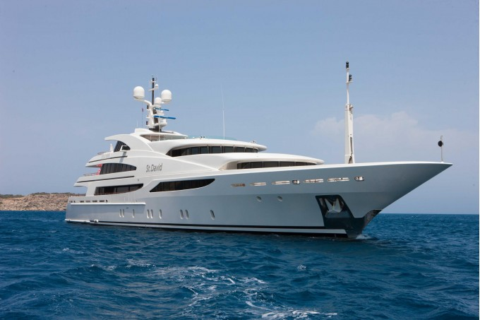 Charter Yacht ST DAVID