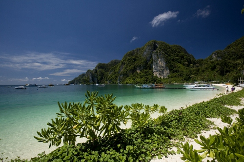 Ko Phi Phi Island- Photo credit to Tourism Authority of Thailand