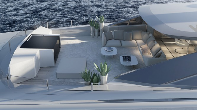 OURANOS by Admiral Yacht