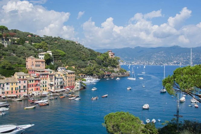 Portofino - Italy - Photo by Kasia Palac