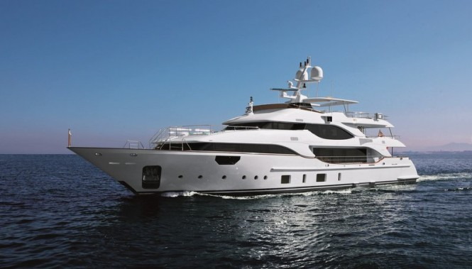 Benetti Crystal 140 MR D