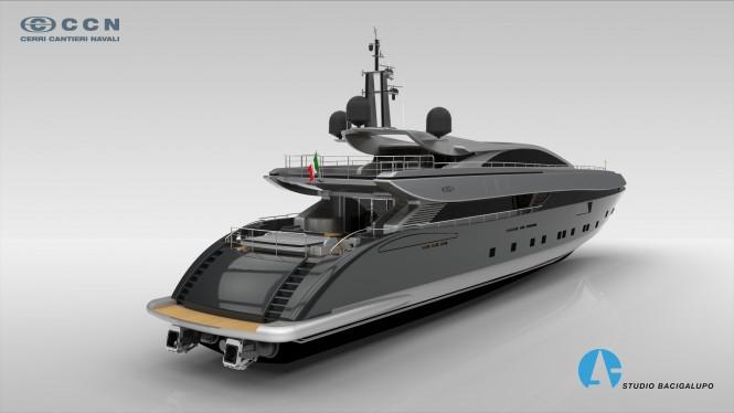 Cerri Cantieri Navali - 50M FUORISERIE