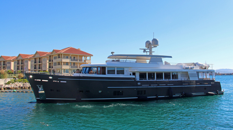 Guido de groot yacht charter superyacht news for Family motors santa maria ca