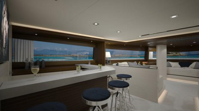 Top Deck 40m - Observation Room